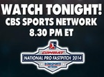 Fastpitch & Slowpitch Softball on CBS TV Show