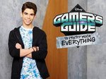 Gamer's Guide to Pretty Much Everything TV Show