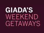 Giada's Weekend Getaways TV Show