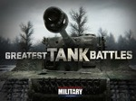 Greatest Tank Battles TV Show