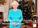 Her Majesty the Queen's Christmas Message (UK) TV Show