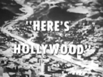 Here's Hollywood TV Show
