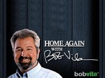Home Again with Bob Vila TV Show