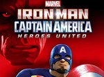 Iron Man & Captain America: Heroes United TV Show