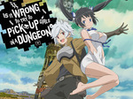 Is It Wrong to Try to Pick Up Girls in a Dungeon? TV Show