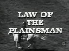 Law of the Plainsman TV Show