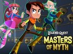 Legend Quest: Masters of Myth TV Show