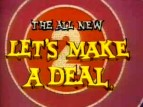 The All New Let's Make a Deal TV Show