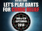Let's Play Darts for Comic Relief (UK) TV Show