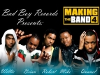 Making the Band 4 TV Show
