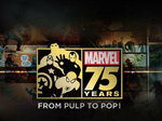 Marvel 75 Years: From Pulp to Pop! TV Show