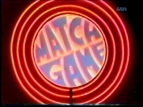 Match Game (1990) TV Show