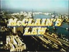 McClain's Law TV Show