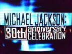 Michael Jackson: 30th Anniversary Celebration TV Show