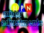 Minor Adjustments TV Show