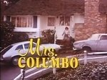 Mrs. Columbo TV Show