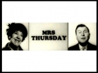 Mrs Thursday (UK) TV Show