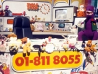 Multi-Coloured Swap Shop (UK) TV Show