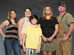 My Big Redneck Family tv show photo