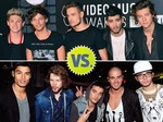 One Direction v The Wanted (UK) TV Show