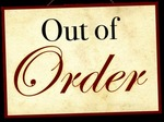 Out of Order TV Show