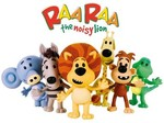 Raa Raa The Noisy Lion (UK) TV Show