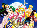 Sailor Moon tv show photo