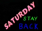 Saturday Stayback (UK) TV Show