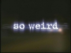 So Weird TV Show
