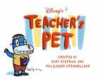 Teacher's Pet TV Show