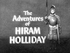 The Adventures of Hiram Holliday TV Show