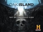 The Curse of Oak Island TV Show