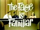 The Face Is Familiar TV Show