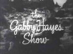 The Gabby Hayes Show TV Show