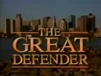The Great Defender TV Show