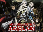 The Heroic Legend of Arslan TV Show