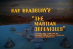 The Martian Chronicles TV Show