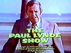 The Paul Lynde Show TV Show