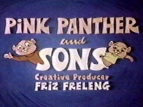The Pink Panther and Sons TV Show