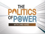 The Politics of Power with Chris Hayes tv show photo