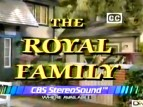 The Royal Family TV Show