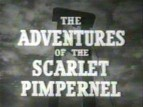 The Adventures of The Scarlet Pimpernel (UK) (1956) TV Show