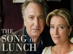 The Song Of Lunch TV Show