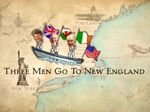 Three Men Go to New England (UK) TV Show