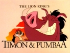 Timon & Pumbaa TV Show