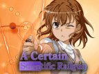 A Certain Scientific Railgun TV Show
