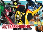 Transformers: Robots in Disguise TV Show