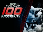 UFC Ultimate 100 Knockouts TV Show