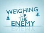 Weighing Up the Enemy (UK) TV Show