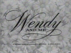 Wendy and Me TV Show